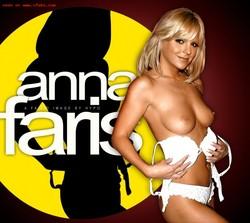 Anna Faris Fakes