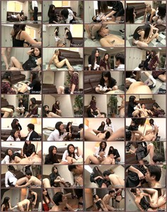 QEDC-003 Sadistic Secretary Absolute Obedience 3 Asian Femdom