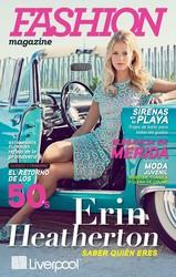 Fashion Magazine (2013) Mexico Spring / Summer