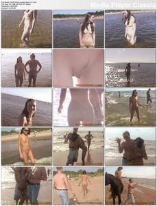 0230 - Kirbon - Russian Nudist Beach - Clip 1
