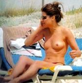 Sonia Ferrer Pillada En Topless Antes De Operarse